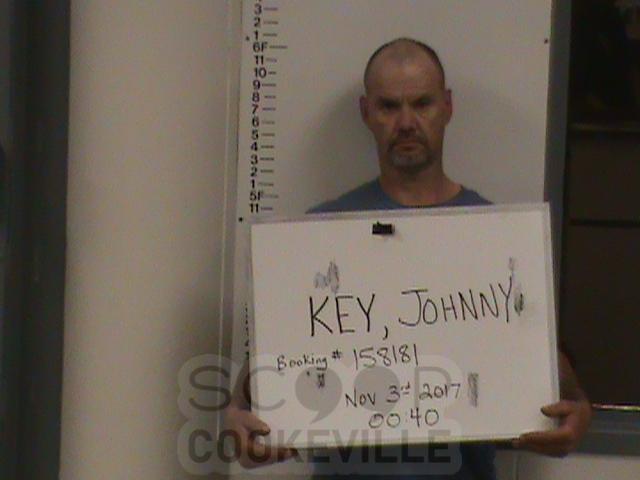 Johnny Dexter Key (PCSD)